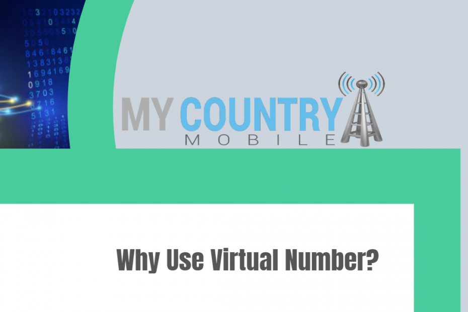 Why Use Virtual Number? - My Country Mobile